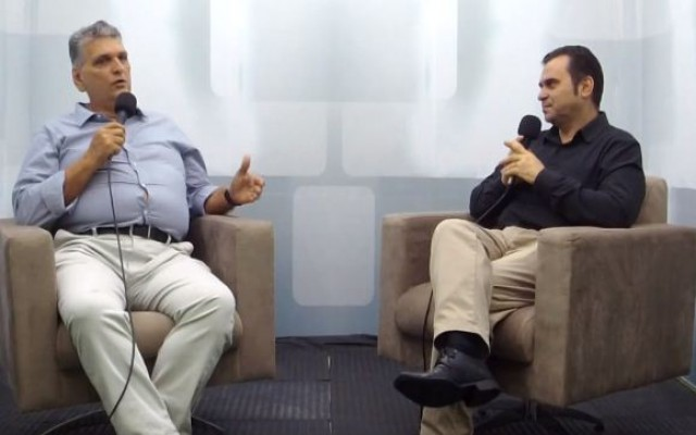 Jorge Cunha fala sobre Agnelo Alves
